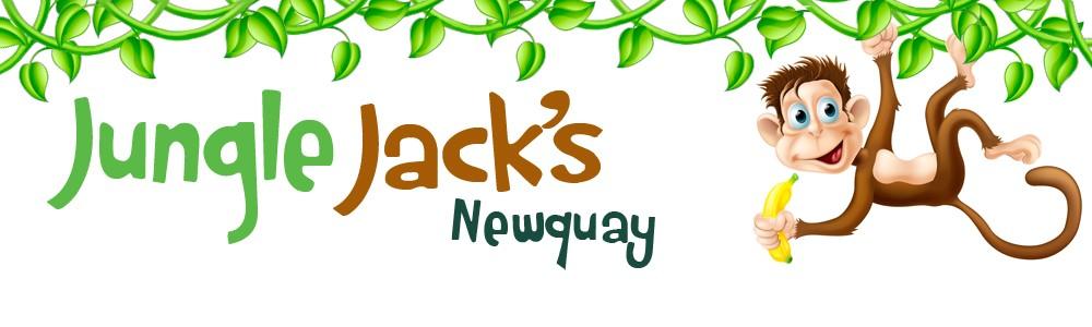 Jungle Jack's Newquay, Cornwall